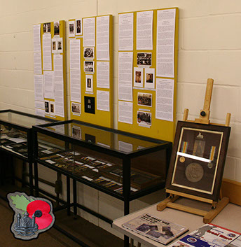 Cambridgeshire Regiment Website WW1 Family History Day.